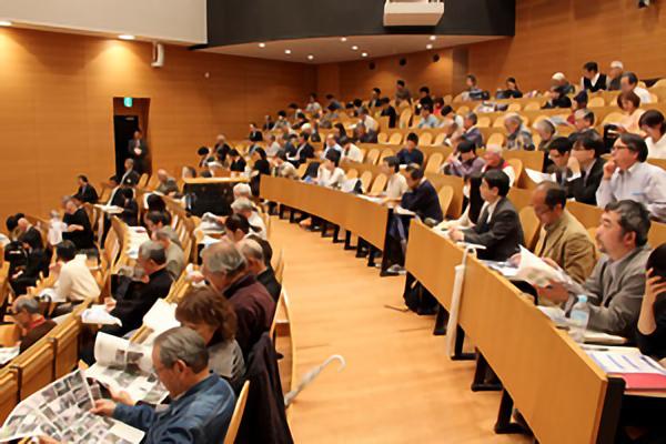 平成27年11月14日(土) 緑園都市で「まちづくりフォーラム」を開催いたしました!