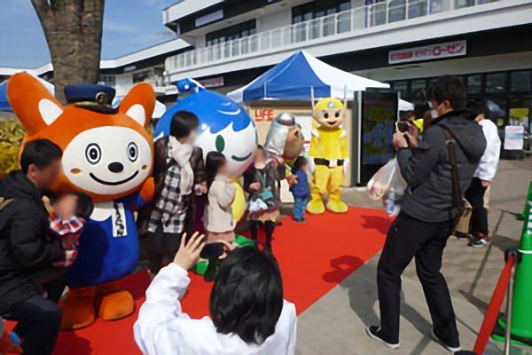 平成29年3月4日 相鉄ライフ いずみ野前広場にて「ステキはっけん祭」を開催しました