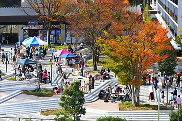 平成29年11月11日(土) 相鉄ライフ南まきが原前広場にて「みなまきピクニック」を開催しました