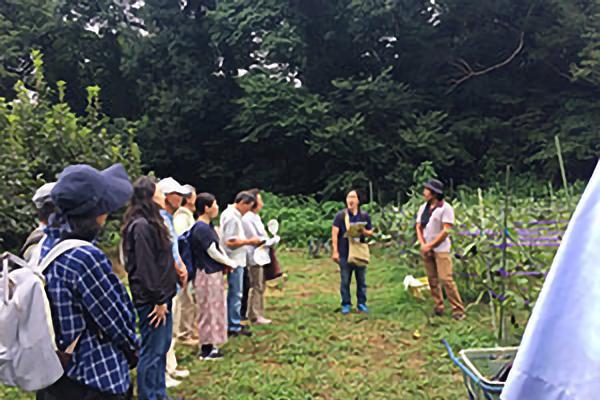 2018年8月29日(水)、9月30日(日)に「いずみ野線 畑と田んぼの絵画教室」を開催しました